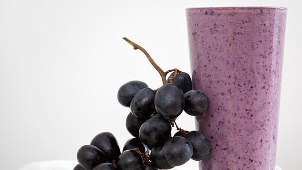 1- Grape-berry smoothie (1)