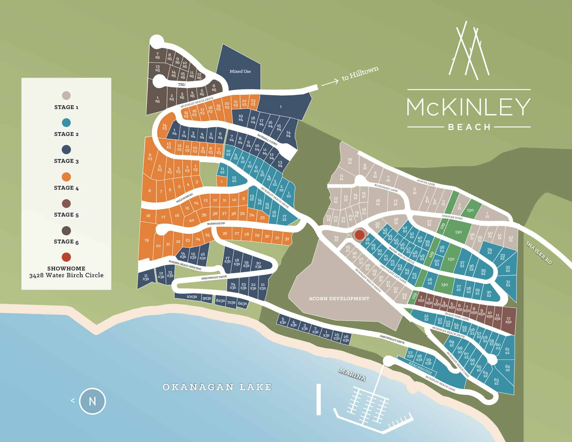 New Marketing Map of Hillside (1)